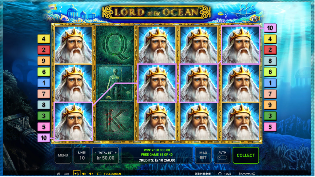 6. Lord of the Ocean